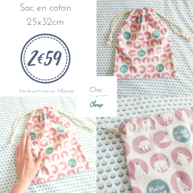 Chic & Cheap blog - Sac en coton (3)