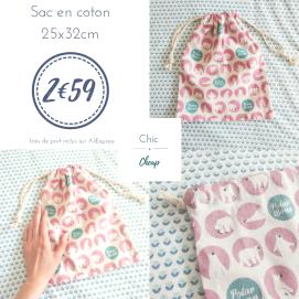 Chic & Cheap blog - Sac en coton (3)
