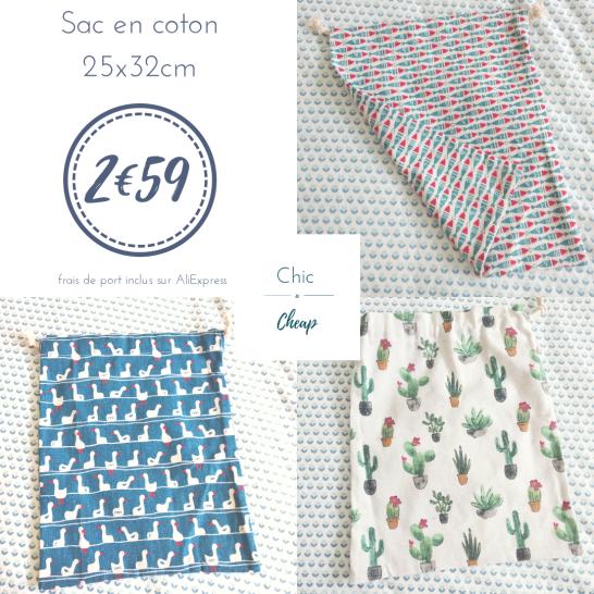 Chic & Cheap blog - Sac en coton (5)